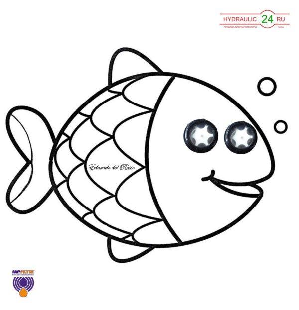 LCP (рыбий глаз вариант)