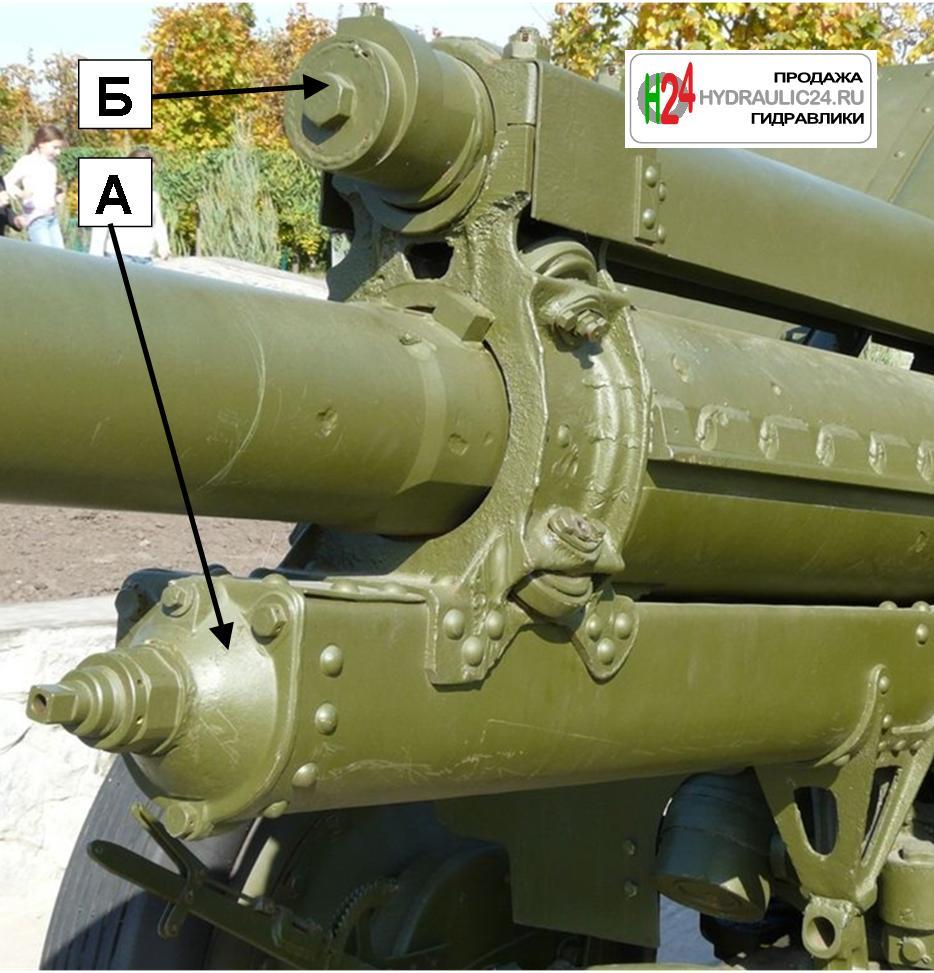 гидравлика Пушки ЗИС-5