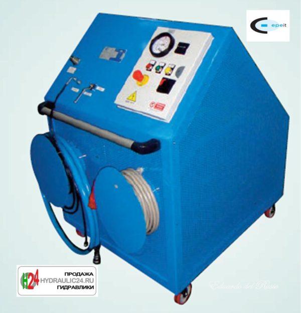 Установка заряда гидроаккумуляторов