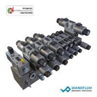 Клапаны Wandflih 1