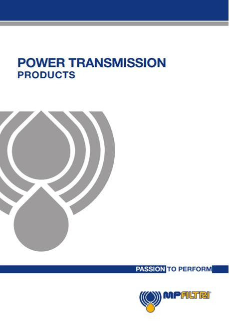 MP-FILTRI Power Transmission